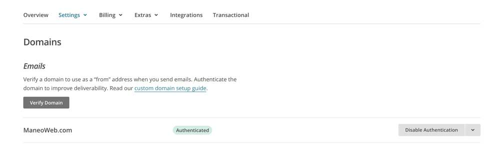 Improve MailChimp Deliverability with DKIM and SPF Authentication